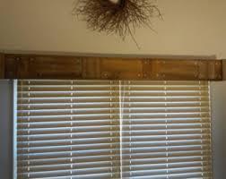 Cornice Window Treatments Window Cornice Etsy
