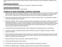 heavy equipment resume heavy equipment mechanic resume breakupus