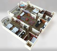 Hacienda Floor Plans With Courtyard Uncategorized U Shaped Home Plans House Design With Hacienda Floor
