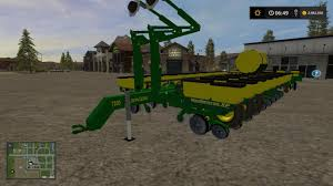 John Deere 7200 Planter by John Deere 24 Row Seeder V1 0 Modhub Us