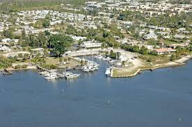 Jensen Beach Florida Map by Stuart Harbour Yacht Club In Jensen Beach Fl United States