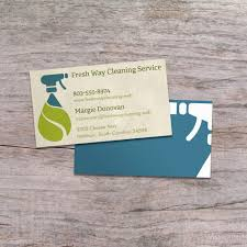 light brown cleaner business cards vistaprint business card
