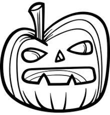 halloween pumpkin crow cartoon royalty free vector