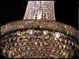 Cleaning Chandelier Crystals Brilliante Crystal Cleaner Cleans Brilliantly Youtube