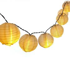 Novelty String Lights by Garden Lanterns Decorative Unique Outdoor Lighting Garden Delights Com