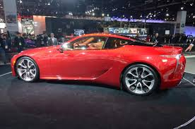 2016 lexus lf lc coupe all new 2017 lexus lc 500 debut myautoworld com