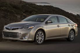 2015 toyota avalon warning reviews top 10 problems you must know