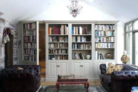 Bookcases With Doors On Bottom White Bookcase Living Room Living Room Bookshelf Decorating Ideas