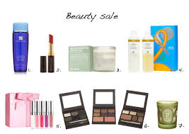 the beauty sale edit 37 products to lust after style barista