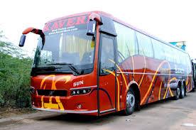 travels images Kaveri travels online bus booking get upto rs 450 off on bus jpg