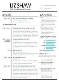 Great Graphic Design Resume Examples Resume Format For Web Designer Creative Resume Cv Psd Template