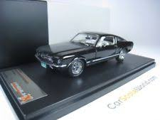 1967 Black Mustang Ford Mustang Gt Fastback 1967 1 43 Ixo Premiumx Prd366 Limited