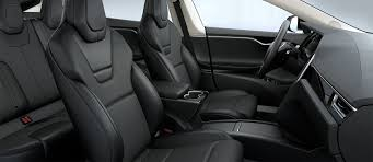 Vehicle Leather Upholstery Tesla Now Offers A Vegan Interior Option And Next Gen Premium In