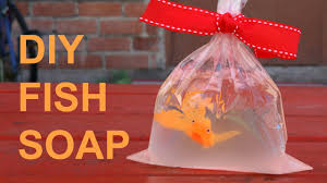 soap party favors diy fish soap party favor