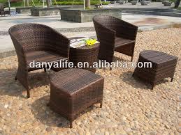 dybs d5204 garden patio bistro set outdoor restaurant table chair
