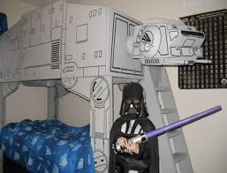 Star Wars Bedroom Ideas Rilane - Star wars bunk bed