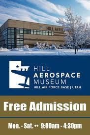 hill aerospace museum hill afb roy utah 84056