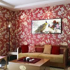 wallpaper dinding murah cikarang 65 desain wallpaper dinding ruang tamu minimalis terbaru dekor rumah