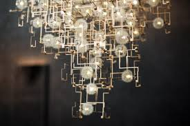 diamond chandelier fragile future diamond chandelier carpenters workshop gallery