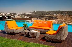 Outdoor Sofa Sets by Online Get Cheap Outdoor Sofa Set Aliexpress Com Alibaba Group