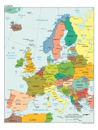 Utsa Map Map Of Europe With Pf Roundtripticket Me