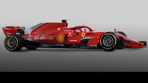 ferrari f1 ferrari reveal striking 2018 f1 car in bid to end 10 year title wait