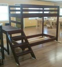 Furniture Your Zone Bunk Bed by Loft Beds With Steps Foter