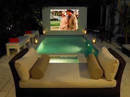 How To Make A Backyard Movie Screen by Make A Memorable Backyard Movie Night