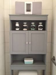 Bathroom Shelving Over Toilet by Cabinet Fascinating Bathroom Cabinets Over Toilet White Bathroom