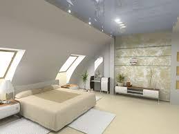 Schlafzimmer Unterm Dach Einrichten Gemütliche Innenarchitektur Schlafzimmer Einrichten Bett Bett