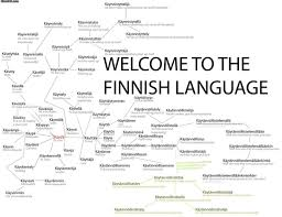 Language Meme - welcome to the finnish language meme guy