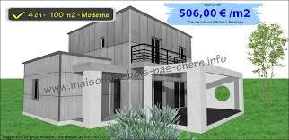 prix maison neuve 4 chambres plan de maison sans toit plan de maison sans toit 8 maison neuve