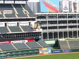 lexus parking at dallas cowboys stadium sports rush do these globe life park features ring a bell fort