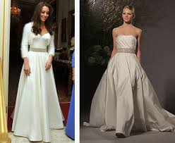 bride ca a wedding gown just like kate u0027s