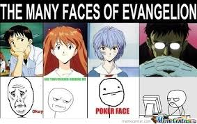 Evangelion Meme - if evangelion turned a meme by 777orochimaru meme center