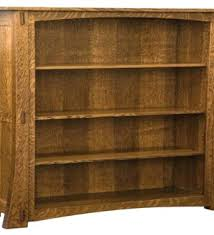 solid hardwood bookcases custom made cherry bookcase solid oak