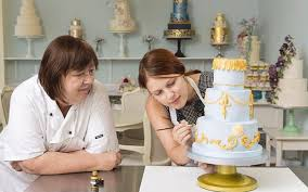 wedding cake makers how is it to make a wedding cake telegraph