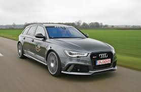 used audi station wagon mtm builds a 700 hp 211 mph audi rs6 wagon