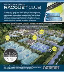 valencia bonita tennis center 55 lifestyle in bonita springs
