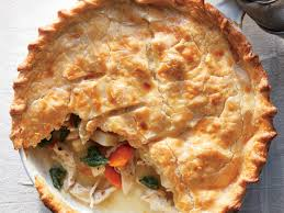 Fish Pot Pie by One Pot Meals Cooking Light
