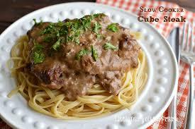 cuisine steak cooker cube steak in sauce dairy on the prairie