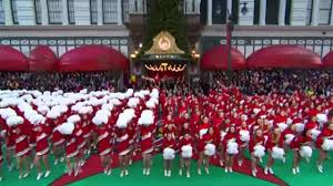 macys thanksgiving day parade 2012 varsity spirit