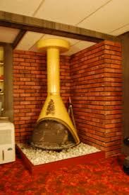 awesome cone fireplace modern rooms colorful design excellent