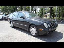 2002 mercedes e class 2002 mercedes e320 wagon start up engine and in depth tour