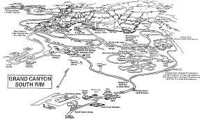 Grand Canyon Maps Grand Canyon Hotels