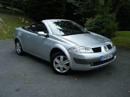 renault megane 2005 interior used renault megane dynamique 2005 cars for sale motors co uk