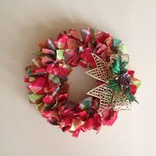 easy diy fleece wreath for under 5 wondermom wannabe craft