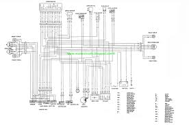 suzuki fl 125 wiring diagram suzuki wiring diagrams instruction
