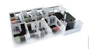 3d Home Decorator 25 More 3 Bedroom 3d Floor Plans 2 Loversiq