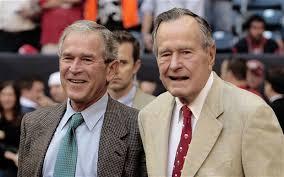 biography george washington bush george hw bush criticises iron ass cheney and arrogant rumsfeld